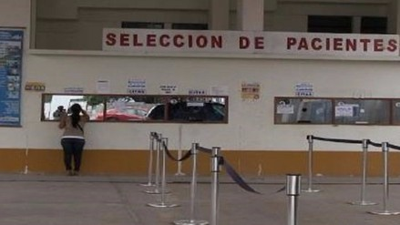 Autoridades preocupadas por baja recaudación en hospital regional