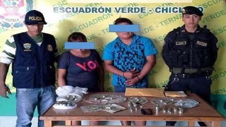 PNP desarticula clan familiar dedicado a la venta de droga