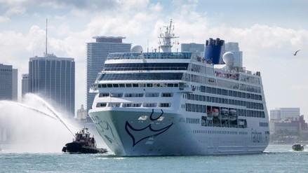 Adonia: El primer crucero de EE.UU. a Cuba en 50 años