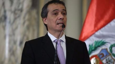 MEF: Dejaremos al próximo Gobierno el presupuesto prefinanciado hasta 2018