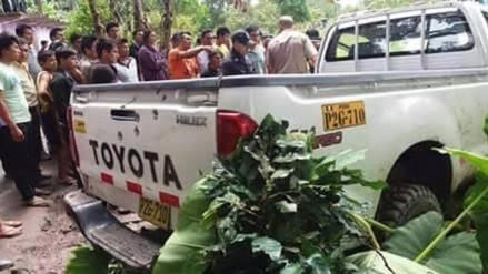 Rioja: roban y asesinan a comerciante de café