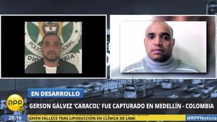 Prófugos peruanos detenidos en el extranjero