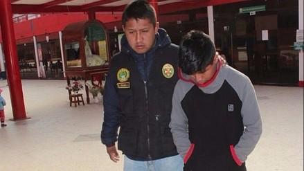 Juliaca: continúa detenido sujeto que violó a hermana y mato a su bebé