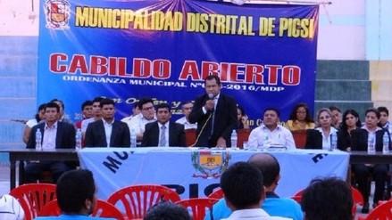 En cabildo abierto población le dijo no a la ampliación del penal de Chiclayo