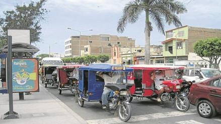 Mototaxistas de Chiclayo anuncian marcha de protesta para mañana