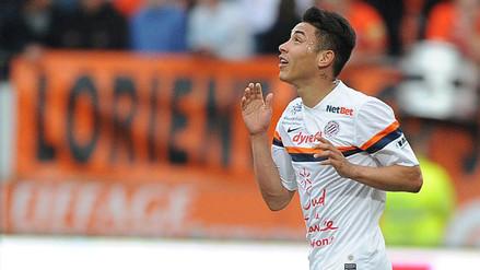 Jean Deza rescindió su contrato con el Montpellier de Francia