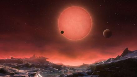 Descubren tres planetas potencialmente habitables similares a la Tierra