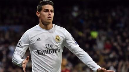 Real Madrid: James Rodríguez cerca de Juventus, según prensa italiana