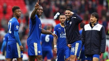 Leicester City es campeón de la Premier League tras empate del Tottenham