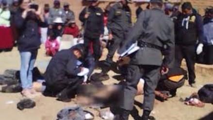 Juliaca: ratifican sentencia de 15 años de cárcel para autores de linchamiento