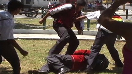 Hasta el momento se han reportado 117 casos de bullying