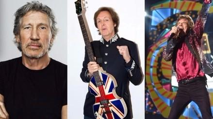 Rolling Stones, McCartney, Dylan y más tocarán juntos en histórico concierto