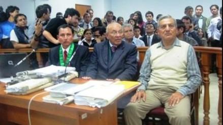 Trujillo: suspenden audiencia contra Elidio Espinoza