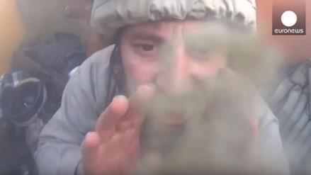 Cámara GoPro graba vida y muerte de un terrorista de ISIS