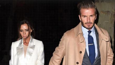 Victoria Beckham vuelve a demostrar que es la esposa perfecta