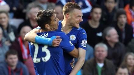 Leicester: los 5 partidos claves del título en la Premier League