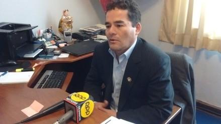 Gobernador político discrepa con carta de obispo ante caso de Gregorio Santos