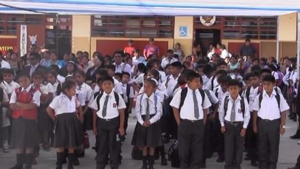 Anuncian contratación de más psicólogos en colegios de Piura