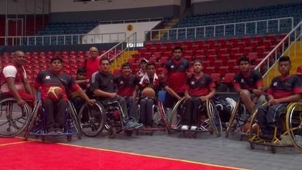 """""""La silla de ruedas es parte de mi cuerpo para representar a Perú"""""""