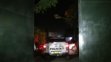 Alcalde de Jayanca permanece detenido en sede de Policía Anticorrupción
