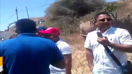 Intervienen a vinculado en el ataque a Porsche de Gerald Oropeza