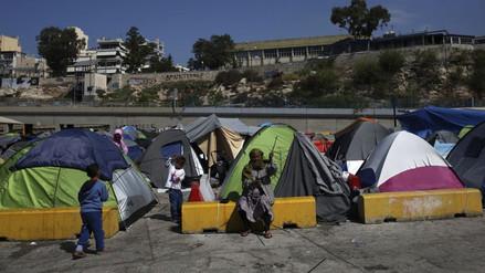 Bruselas propone grandes multas a Estados que no acojan a refugiados