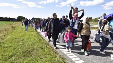 Argentina trabaja para ampliar acogida de refugiados sirios