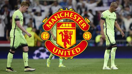 Manchester City: 5 razones por las que no igualará a Manchester United