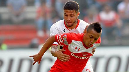 Christian Cueva y Toluca quedaron fuera de la Copa Libertadores