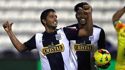 Alianza Lima ganó 2-1 a San Martín con gol salvador de Reimond Manco