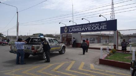 Lambayeque: dos gerentes regionales presentaron su renuncia al cargo