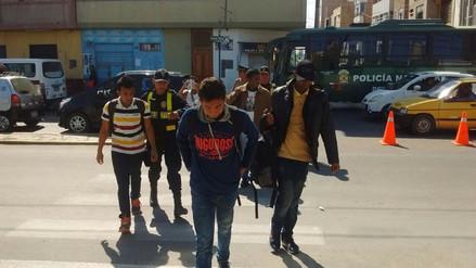 Lambayeque: policía interviene a refugiados extranjeros de Bangladesh