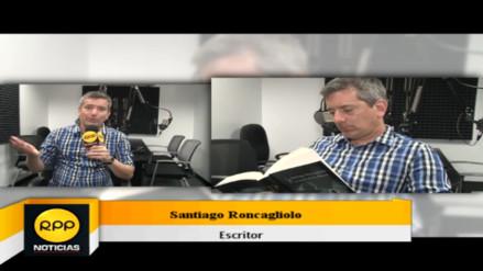 Lee Miércoles: Santiago Roncagliolo presenta nuevo libro