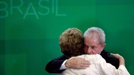 Fiscalía pide investigar a Rousseff por supuesta obstrucción a la Justicia
