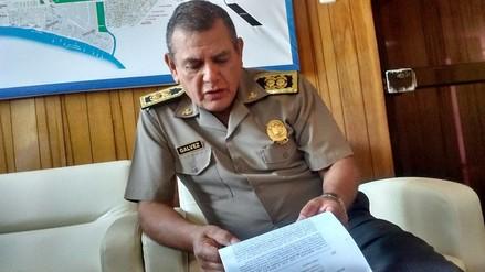 Grupo especializado de la PNP busca a prófugo alcalde de Yaután