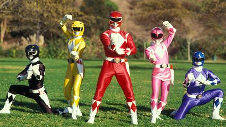 Fotos: así cambiaron los trajes de los Power Rangers en 23 años
