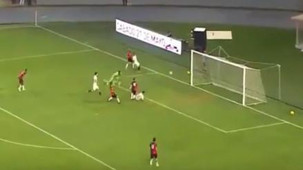 Universitario de Deportes: Melgar metió gol luego de 15 pases seguidos