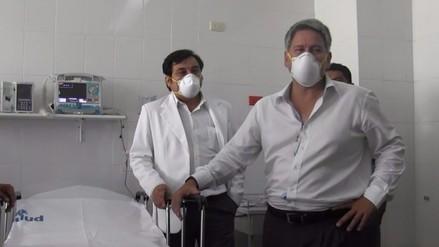 CONFIEP: aún existen deficiencias en equipamiento y personal de sector salud