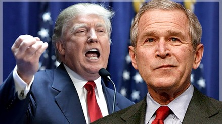 Video: George Bush no apoyará a Donald Trump como candidato presidencial