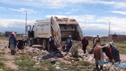 Juliaca: municipio no podrá llevar la basura a Chilla desde el 20 de mayo