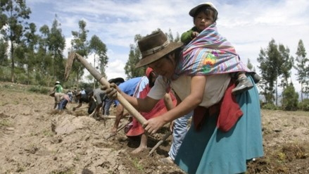 Otuzco: realizan diversos homenajes para la madre campesina