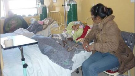 Infecciones respiratorias agudas se incrementaron en Arequipa