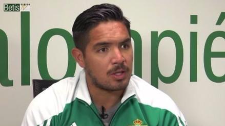 Selección Peruana: Juan Vargas confirmó que seguirá un año más en Betis