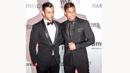 Ricky Martin disfruta de Puerto Rico con su nuevo amor
