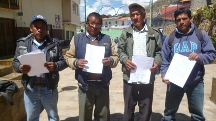 Huamachuco: denuncian incumplimiento de pago por más de 100 mil soles