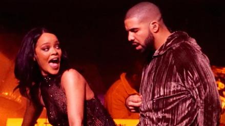¿Rihanna y Drake son novios en secreto?