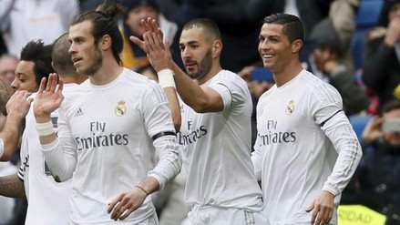 Real Madrid disputará la Liga BBVA a falta de una fecha