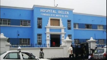 Minsa destina 15 millones para hospital Belén e IREN Norte