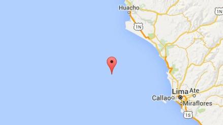 Sismo de regular magnitud se registró en Lima