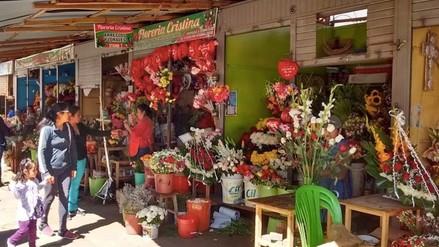 Se incrementa el precio de rosas naturales por el Día de la Madre